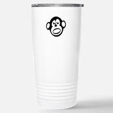 Monkey Monkey Stainless Steel Travel Mug