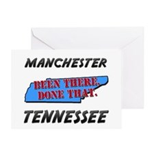 manchester tennessee - been there, done that Greet