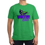 Winter Rules Men's Fitted T-Shirt (dark)