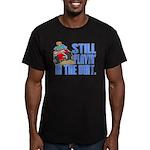 Still Playin' in the Dirt Men's Fitted T-Shirt (da