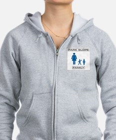 Park Slope Single Mom Zip Hoodie