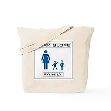 Park Slope Single Mom Tote Bag