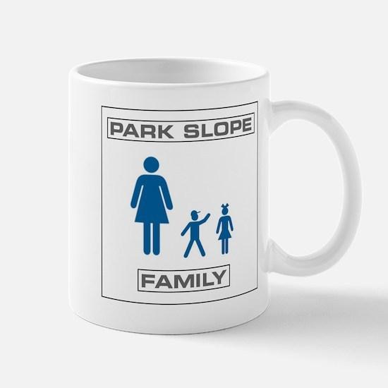 Park Slope Single Mom Mug