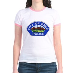Brea Police T