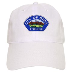 Brea Police Baseball Cap