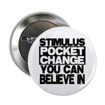 "Stimulus 2.25"" Button (100 pack)"