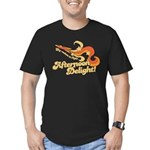 Afternoon Delight Men's Fitted T-Shirt (dark)