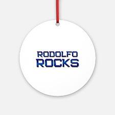 rodolfo rocks Ornament (Round)