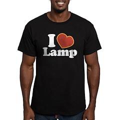 I Love Lamp T