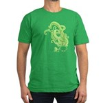 Absinthe Men's Fitted T-Shirt (dark)