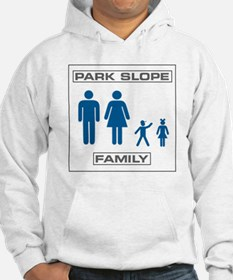 Park Slope Mommy and Daddy Hoodie