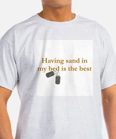 Sand in the bed T-Shirt
