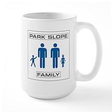 Park Slope Two Daddies Mug