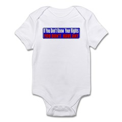 Know Your Rights Infant Bodysuit