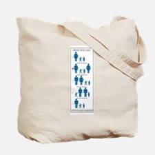 Park Slope Two Mommies Tote Bag