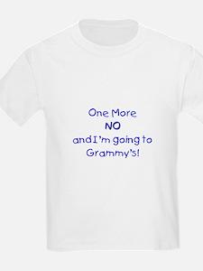 Going Grammy Blue T-Shirt