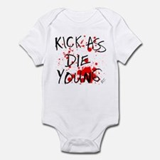 Kick Ass, Die Young Infant Bodysuit