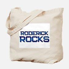 roderick rocks Tote Bag