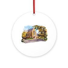 Independent Presbyterian Church Ornament (Round)