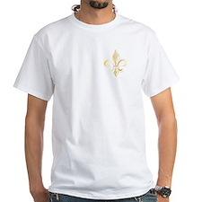 Two Sides Printed Shirt