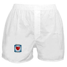 Midwives Are All Heart Boxer Shorts