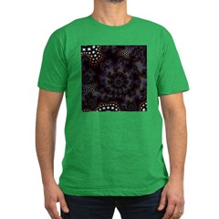 Coffee Clouds Fractal T
