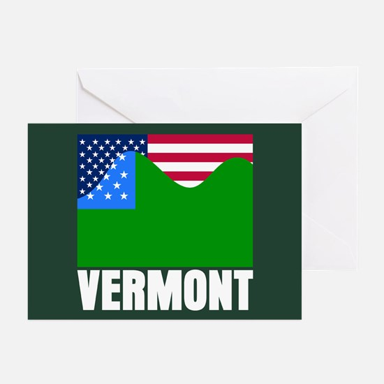 VERMONT - SECEDE? Greeting Cards (Pk of 10)