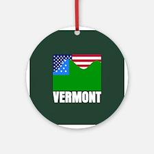 VERMONT - SECEDE? Ornament (Round)