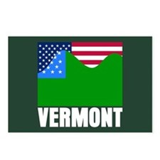 VERMONT - SECEDE? Postcards (Package of 8)