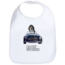 LOL Beagle Driver Bib