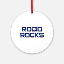 rocio rocks Ornament (Round)