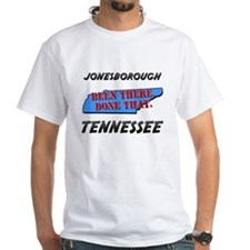 jonesborough tennessee - been there, done that Whi