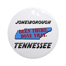 jonesborough tennessee - been there, done that Orn