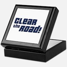 Clear the Road 16th Birthday Keepsake Box