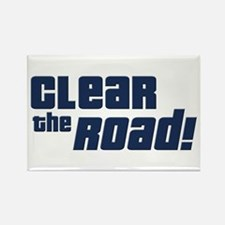 Clear the Road 16th Birthday Rectangle Magnet