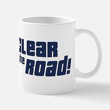 Clear the Road 16th Birthday Mug