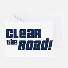 Clear the Road 16th Birthday Greeting Card