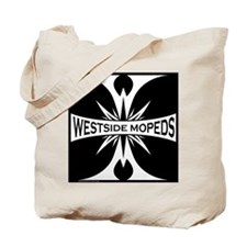 Westside Mopeds Tote Bag