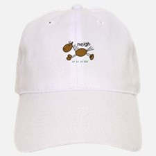 Brown Horse Baseball Baseball Cap