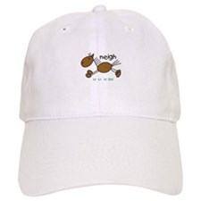 Brown Horse Baseball Cap