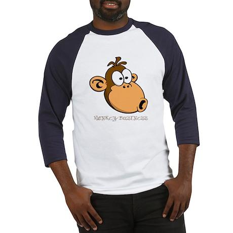 Monkey Business Baseball Jersey