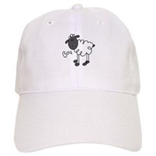 Baa Sheep Baseball Cap