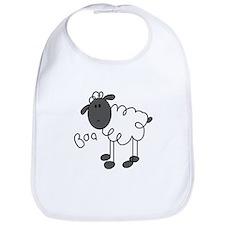 Baa Sheep Bib