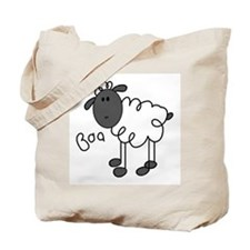 Baa Sheep Tote Bag