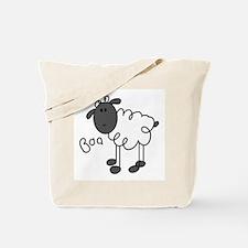 Baa Sheep Tote Bag