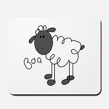 Baa Sheep Mousepad