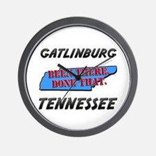 gatlinburg tennessee - been there, done that Wall