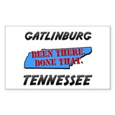 gatlinburg tennessee - been there, done that Stick