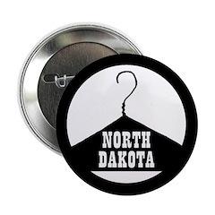 "North Dakota Pro-Choice 2.25"" Button"