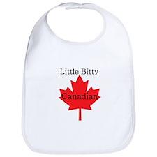 Bitty Canadian Bib